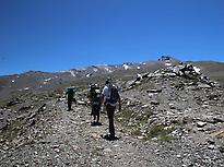 Trail to Mulhacén