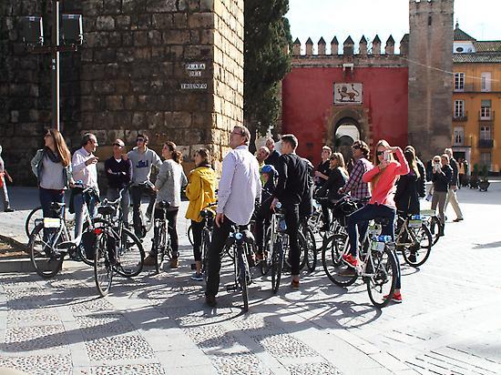 Plaza del Triunfo, Sevilla