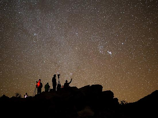 Astro-Travels stargazing