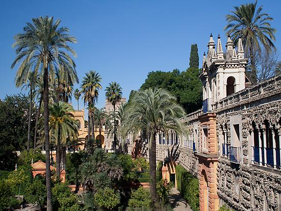 Gardens of Royal Alcazar