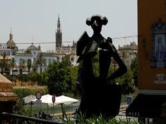 Belmonte look Sevilla