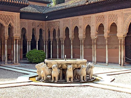 Daytrip from Málaga to Granada