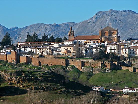 Daytrip from Seville to White Villages