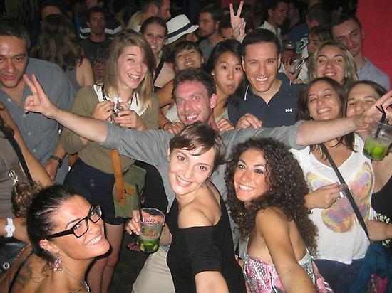 NightLife tour Sevilla