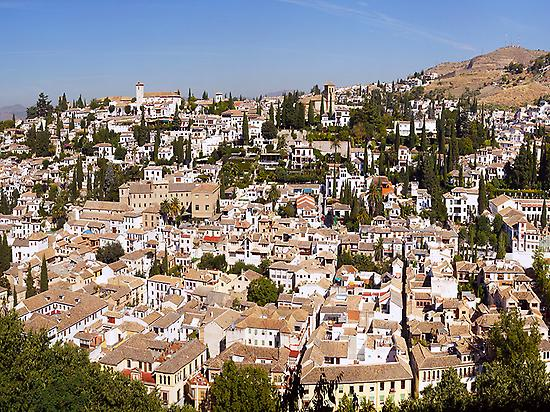 Tour Alhambra + Albaycin en Granada