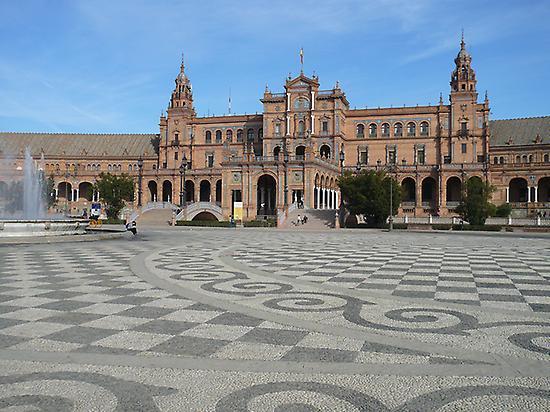 Daytrip from Cádiz to Seville