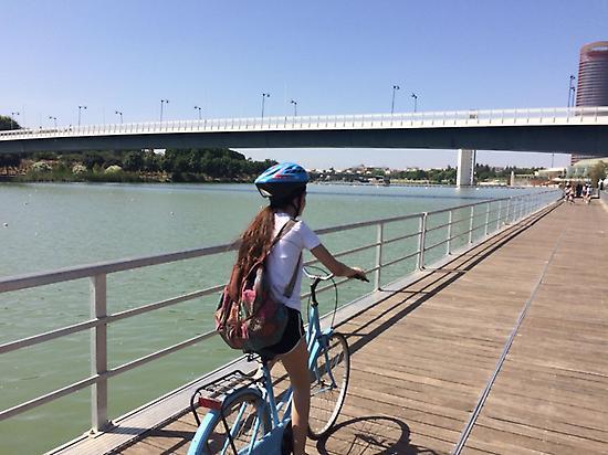 Junto al Río Gualdaquivir