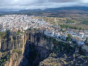 White Villages and Ronda Tour