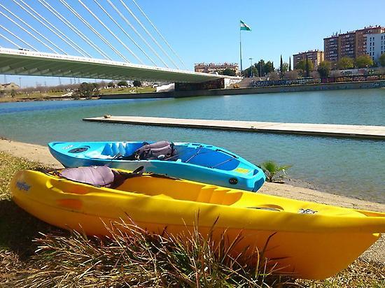 Seville canoe