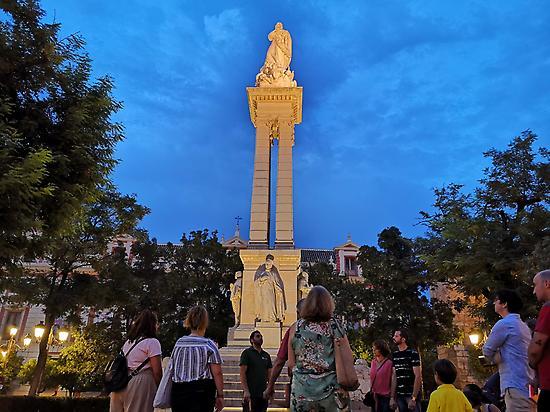 Plaza de Triunfo