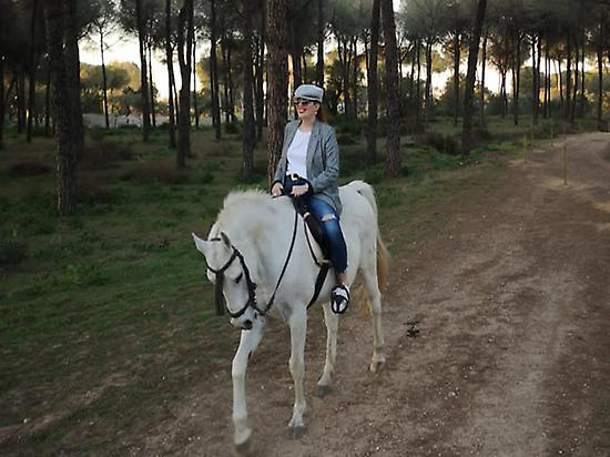Ruta a Caballo por Doñana