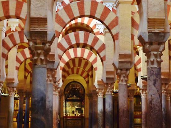 Mezquita y la Judería en Córdoba