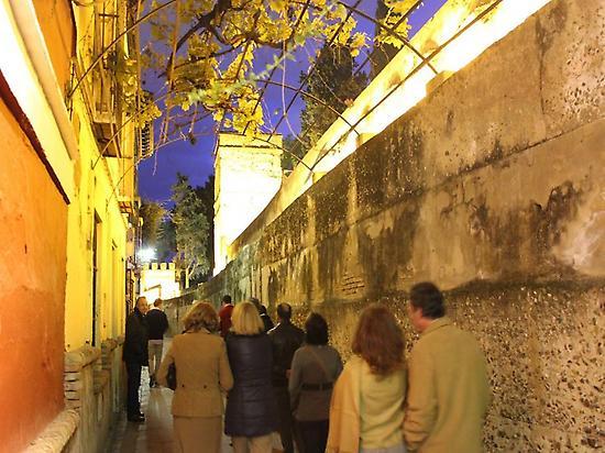 Haunted Seville