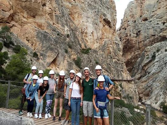 Caminito del Rey guided visit