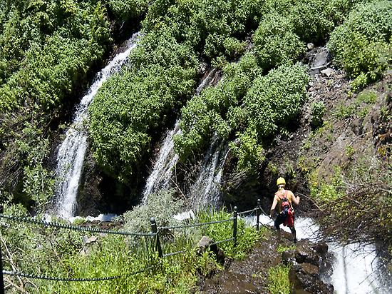 LA PALMA - Waterfalls