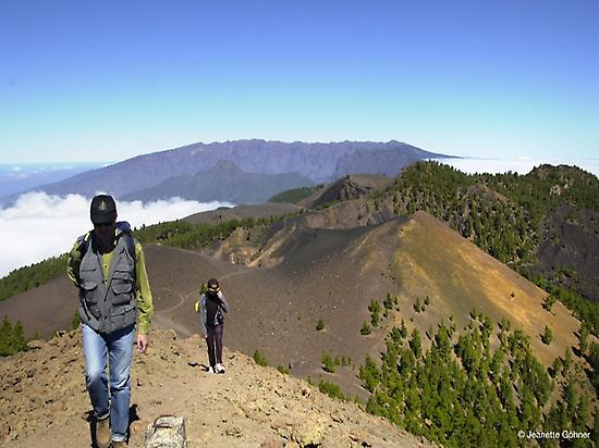 The Volcano Route