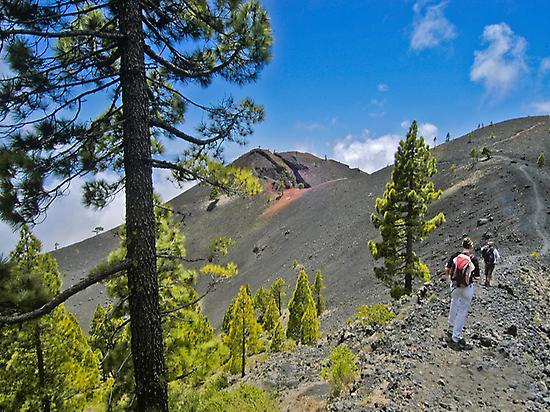 LA PALMA - Volcano Route
