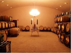 Our Barrels Room.