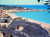 Roman circus in Tarragona