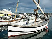 Llaüts de pescadores