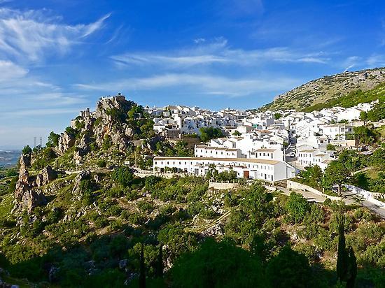 Beautiful village of Zuheros