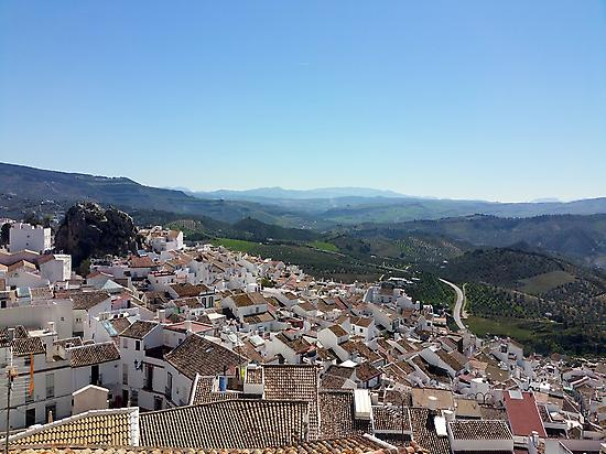 White Towns in Cadiz