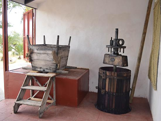LAGAR PRESS ROOM