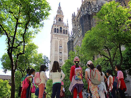 Parte Almohade de la Catedral de Sevilla