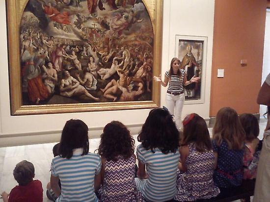 Los sentidos del Museo de Bellas Artes