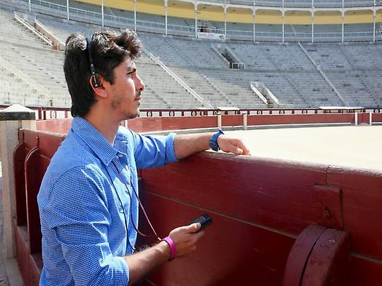 Las ventas audioguided tour