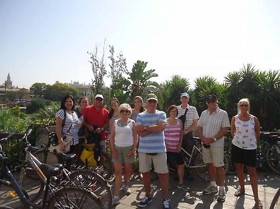 Daily Bike Tour Sevilla