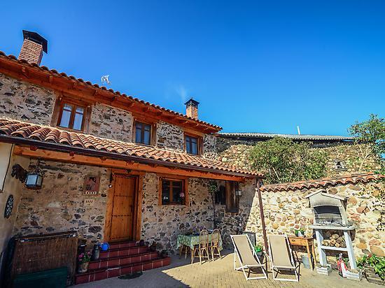 Casa rural Entre Valles.