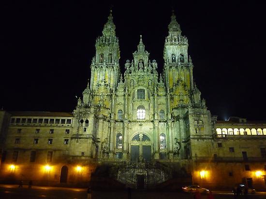 Premio finale: la Cattedrale a Santiago