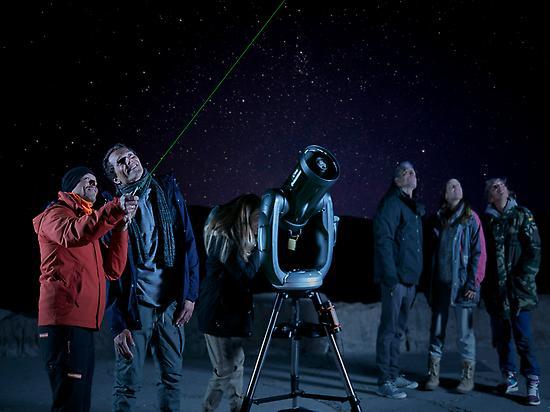 Observaciçon astronómica.