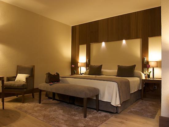 Habitación Hotel Balneario Puente Viesgo
