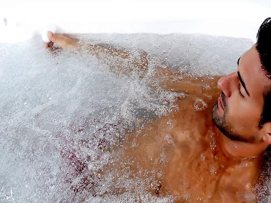 Baño de Agua termal