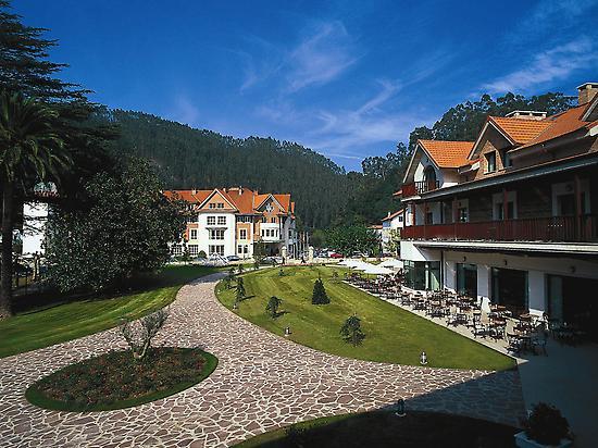 Gran Hotel Balneario Spa Puente Viesgo