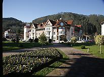 HOTEL SPA PUENTE VIESGO IN CANTABRIA