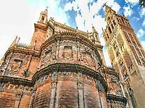 Catedral de Sevilla.Oliver Clarke Flickr