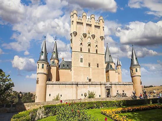 Ávila & Segovia Full Day Tour