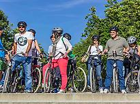 Tour en bici por Madrid