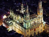 Jaén Night Walking Tour