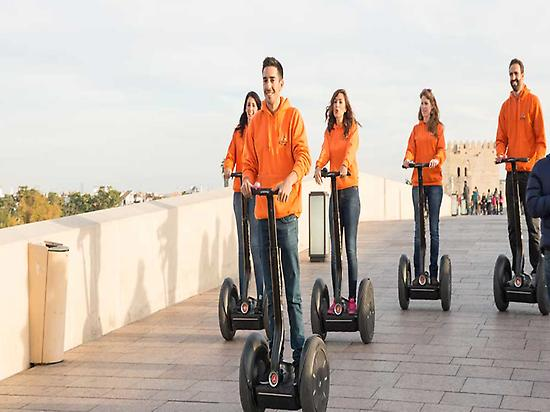 Córdoba Tour by Segway