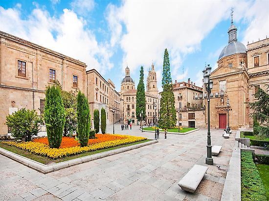 Ávila & Salamanca Tour from Madrid