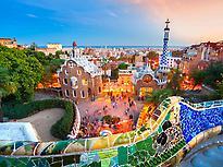 Visita a Barcelona en AVE desde Madrid