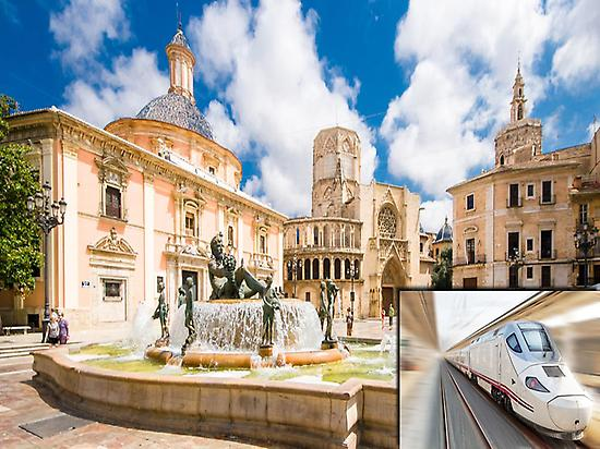 Valencia full day Trip from Madrid