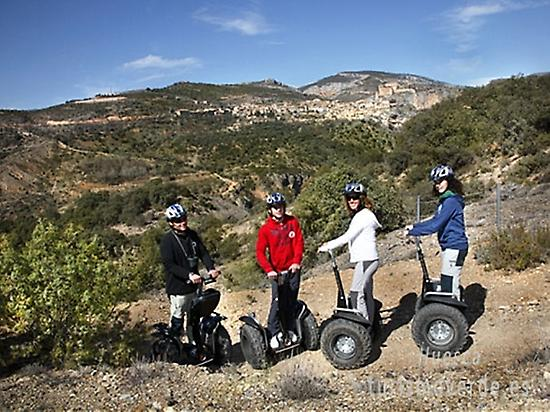 Route in Segway