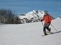 Snowshoeing in Candanchú