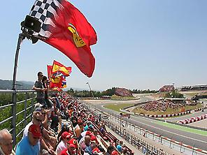 Spanish Formula 1 Grand Prix Barcelona