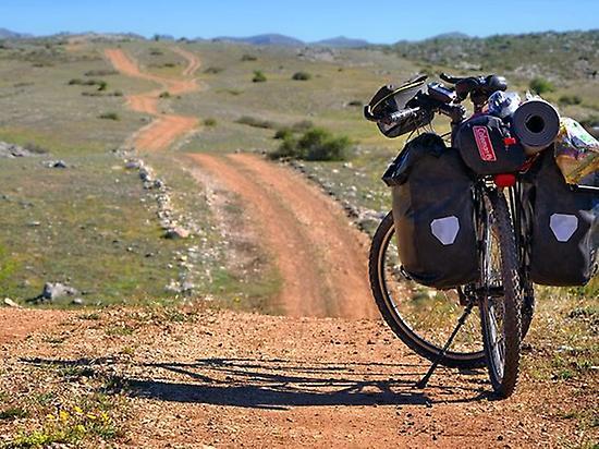Cycle touristic tour Campo de Montiel